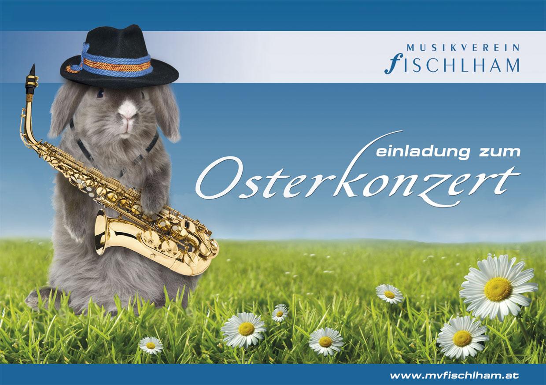 Einladung Osterkonzert